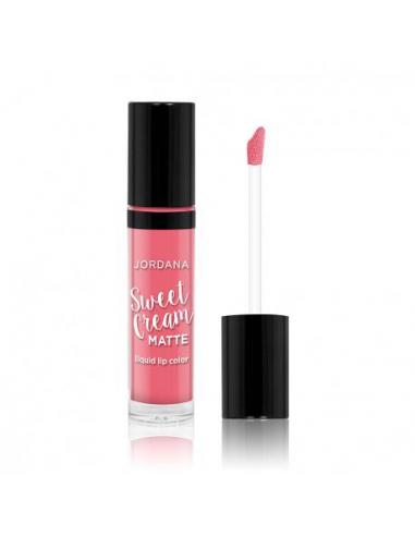 brillo labial | sweet cream matte liquid lip color | jordana